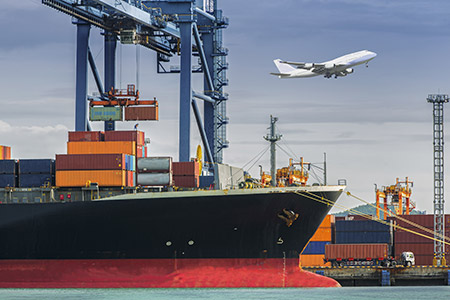 By air, by sea or by land we can help you with importing from China